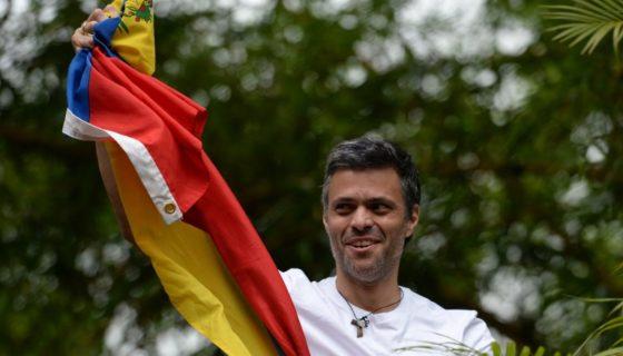 Leopoldo López, Venezuela