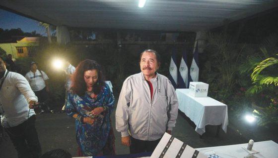 Estados Unidos, Daniel Ortega, poder autoritario, elecciones, Nicaragua