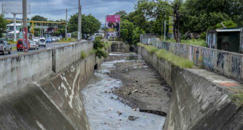 cauce Oriental, Managua, desaparecidos, lluvias