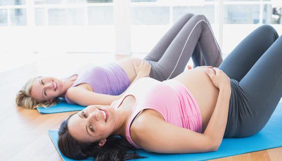 postpart, mujeres, embarazadas, bebés