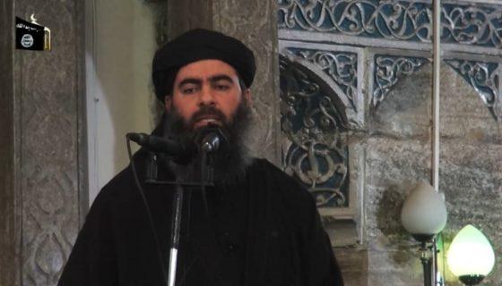 Abu Bakr al-Baghdadi, estado islamico