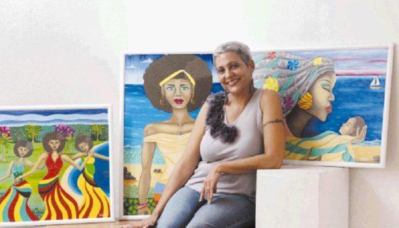 mujeres del Caribe