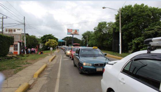 San Juan del Sur, droga, taxista