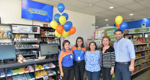 Súper Express, tienda, Plaza Vistana Centroamérica
