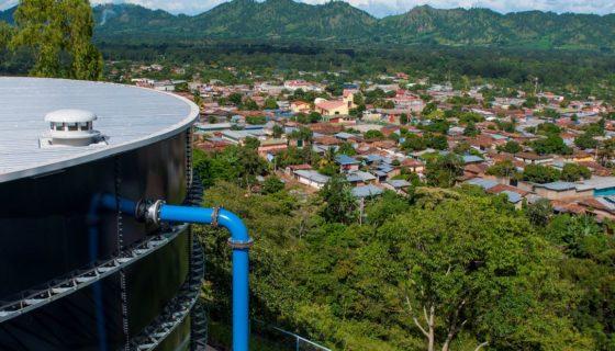 Jalapa, agua potable