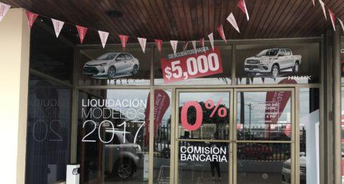 Autonica, Toyota, Andiva