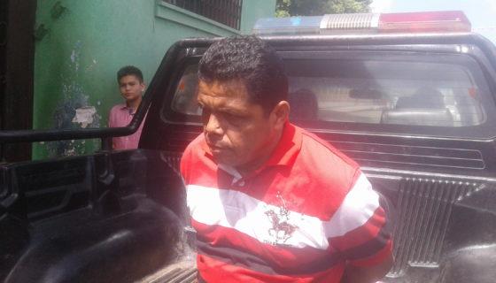 padre acusado de violar a su hija, Carazo, violación a niña, Nicaragua