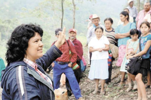 Ambientalista en Centroamérica