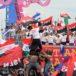 Aniversario de la Revolución Sandinista es celebrado con licor, pleitos y bailes