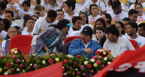 Rosario Murillo, 19 de julio, daniel ortega, fsln