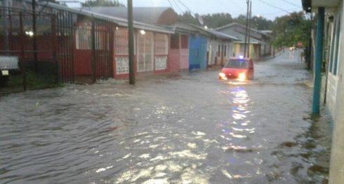 ondas tropicales, lluvias