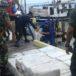 Droga incautada en Mar Caribe de Nicaragua pesó más de una tonelada