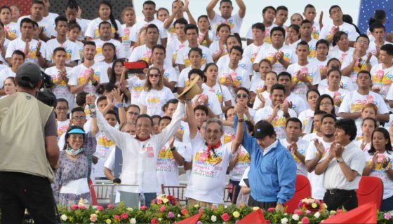 El politólogo José Antonio Peraza criticó el discurso del presidente designado Daniel Ortega. LA PRENSA/R. FONSECA
