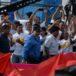 ¿Cuáles son los temas de los que Ortega no habló en su breve discurso?