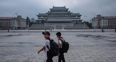Corea del Norte, Estados Unidos,