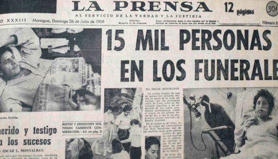masacre estudiantil en León, día del estudiante