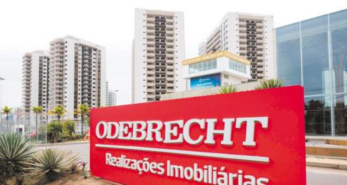 La constructora brasileña Odebrecht es la protagonista del mayor escándalo de sobornos internacionales en el continente, según la justicia de Estados Unidos. LA PRENSA /AFP