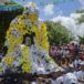 Imágenes de la Roza del Camino en honor a Santo Domingo de Guzmán