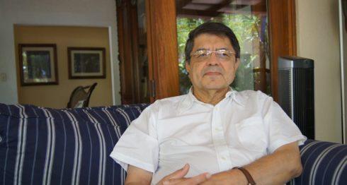 Escritor Sergio Ramírez Mercado. LAPRENSA/Arnulfo Agüero
