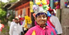 """La tradición de """"Los Bailantes"""" de Boaco"""