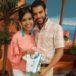 Odalhya Fernández y su esposo se convertirán en padres