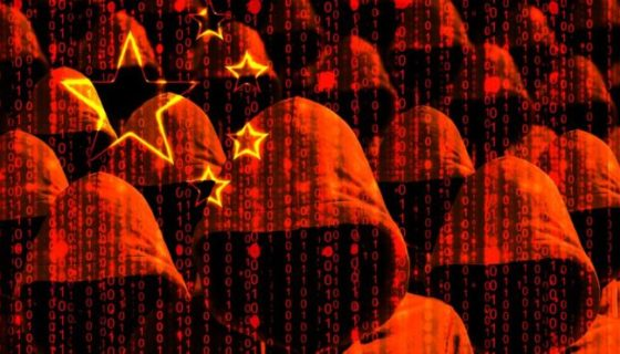 """red """"inhackeable"""" de China"""