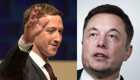 Elon Musk, Mark Zuckerberg, Inteligencia Artificial