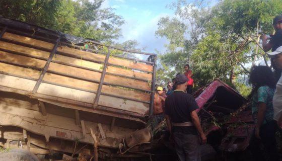 Estelí, accidente de tránsito, víctimas mortales
