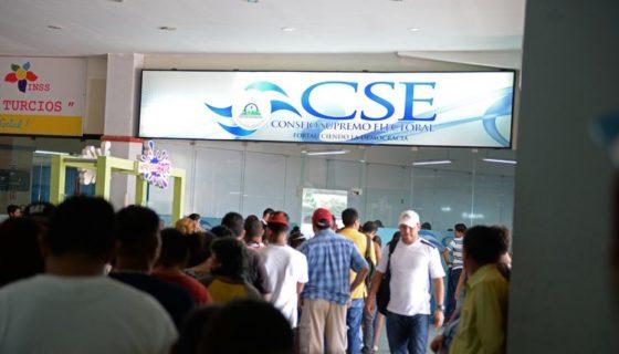 cedulación, CSE, Nicaragua,Ley Electora, Daniel Ortega