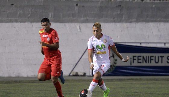 Carlos Chavarría (derecha) será una pieza importante en el ataque del Real Estelí frente al CD Águila de esta noche en el Estadio Independencia. LA PRENSA/ROBERTO FONSECA