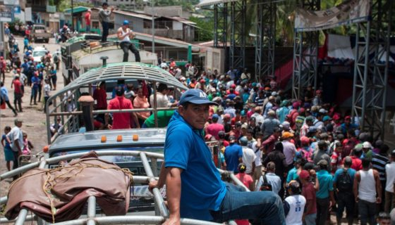 San José de Bocay, Jinotega, Campesinos, Cedulación, Nicaragua