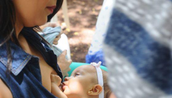 amamantar, lactancia materna, Nicaragua, INSS