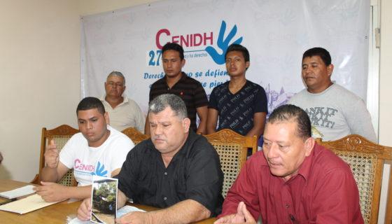Ejército de Nicaragua, invasiones de propiedades