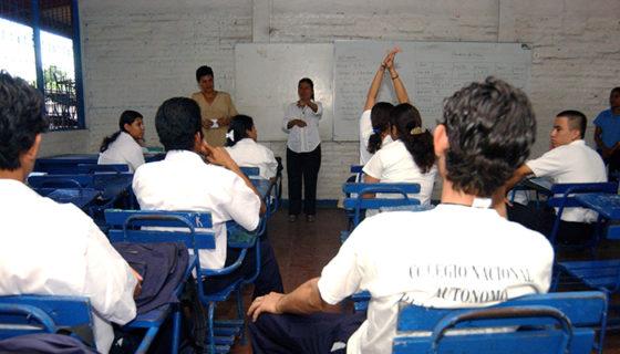 Canal virtual, educación en Nicaragua