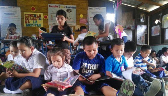 Niñez rural, educación en Nicaragua