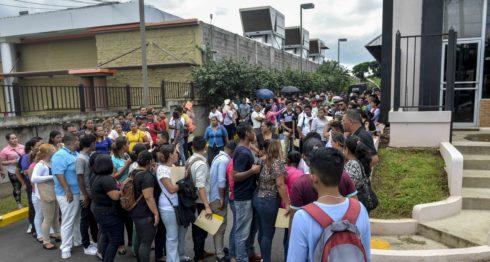 empleo en Nicaragua, vacantes
