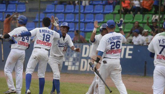 El Frente Sur Rivas se mostró muy superior ante los Toros de Chontales, al ganar por barrida la serie entre ambos. LA PRENSA/CARLOS VALLE