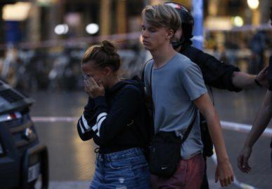 La Rambla, atentado en Barcelona, Barcelona,