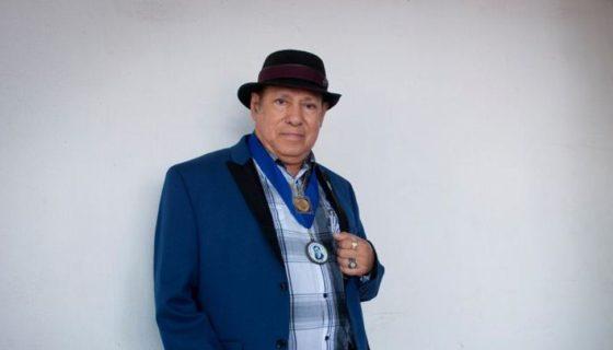 poeta granadino Silvio Sáenz Jiménez. LAPRENSA/WILMER LÓPEZ