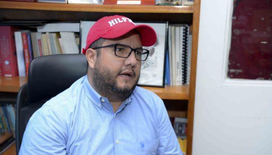 Managua, Nicaragua 17 de Agosto del 2017. Omar Lola consejal del PLI. FOTO/LA PRENSA/CARLOS VALLE.