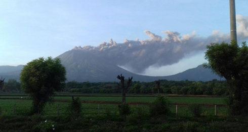 volcán San Cristóbal, Chinandega