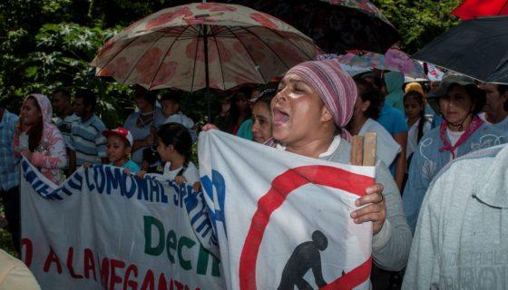 Mina La India, Nicaragua