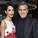 Los Clooney donan un millón de dólares para combatir el odio