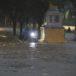 Pobladores reportan viviendas anegadas tras fuertes lluvias en León