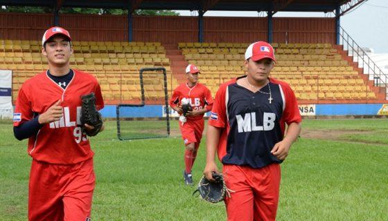 Lester Medrano (izquierda) abrirá frente a los brasileños .Foto Uriel Molina/LA PRENSA
