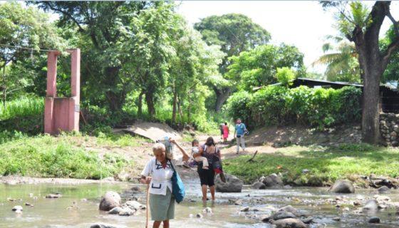 Paso de Lajas, Boaco