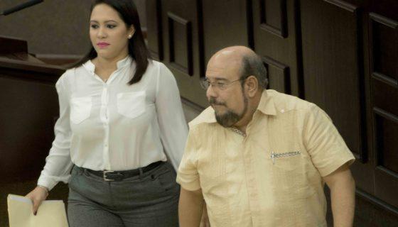 Edwin Castro, reforma constitucional