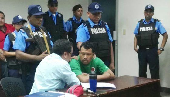 Francisco Ariel Mercado, karla Rostrá, Managua, femididio