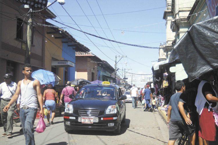 Granada, taxistas
