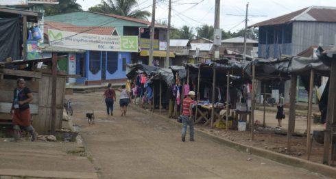 El Tortuguero, caribe sur de Nicaragua, militante del PLC, CxL
